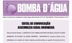 Itapoá| Edital de Convocação: Assembleia Geral Ordinária